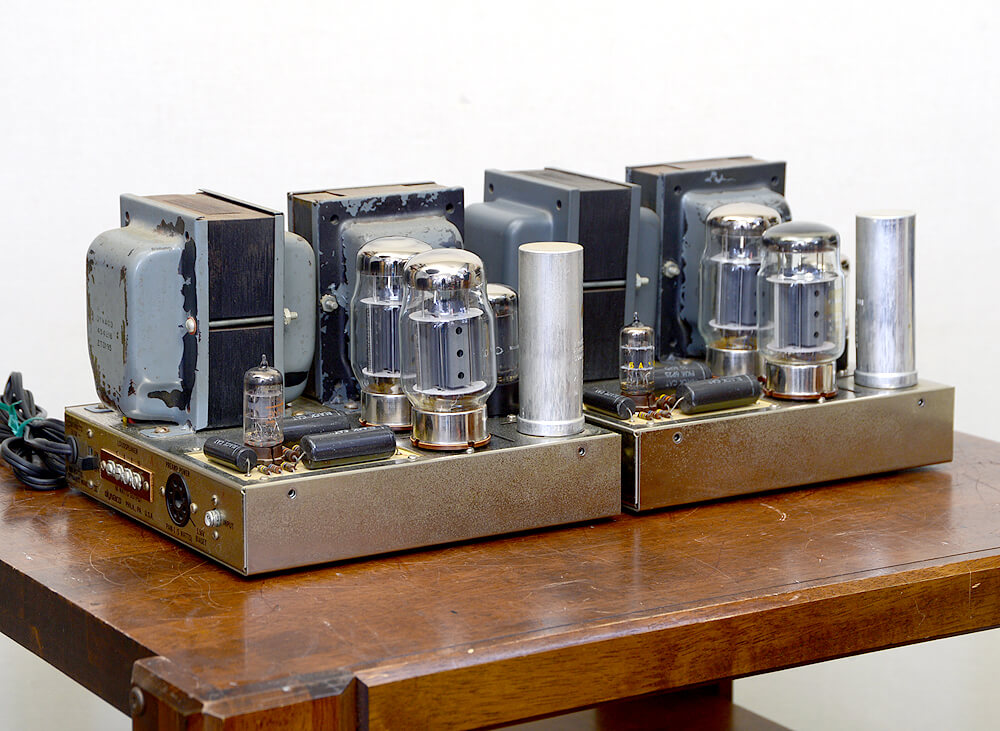 DYNACO Mark-III 真空管モノラルパワーアンプ5枚目