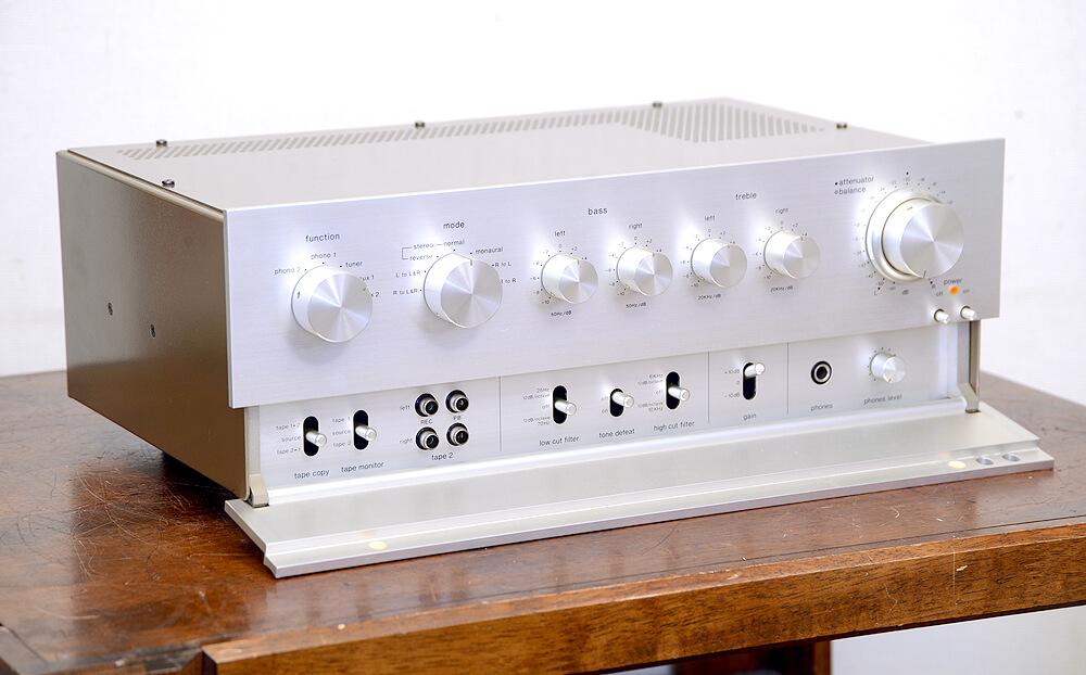 DENON PRA-1000B 真空管コントロールアンプ5枚目