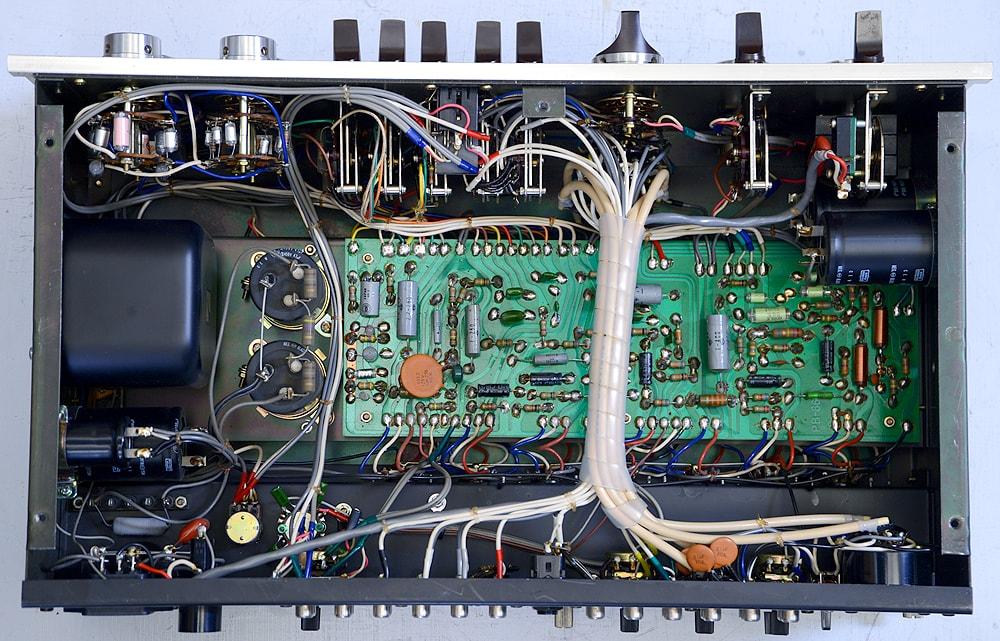 LUXMAN ラックスマン CL35 MK-Ⅲ4枚目