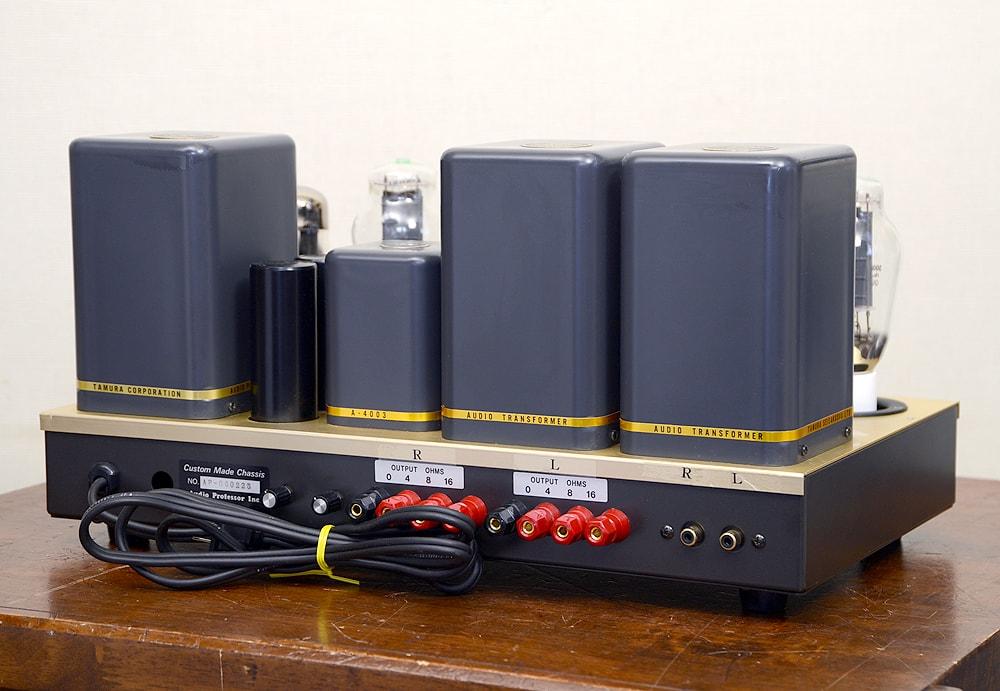 オーディオ専科 PROFESSOR-4 真空管パワーアンプ3枚目