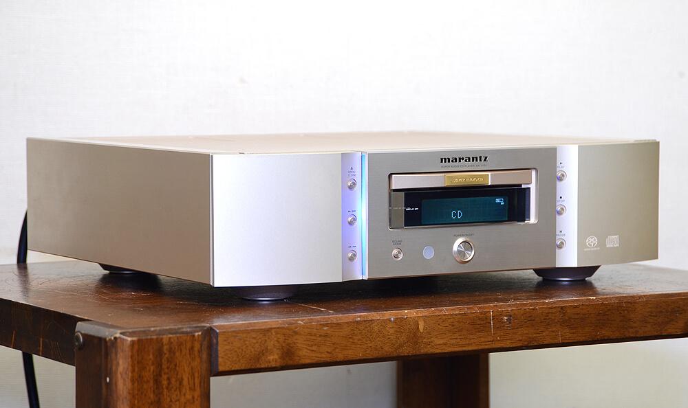 Marantz SA-11S1 SACDプレーヤー2枚目