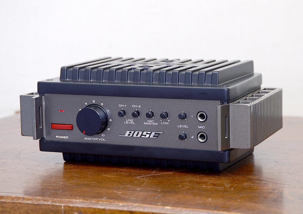 BOSE 2705MX パワーアンプ1枚目