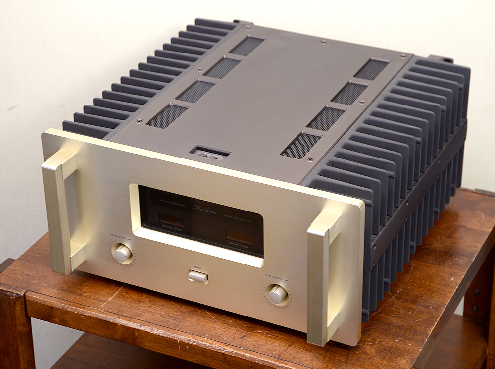 Accuphase A-50 ステレオパワーアンプ4枚目