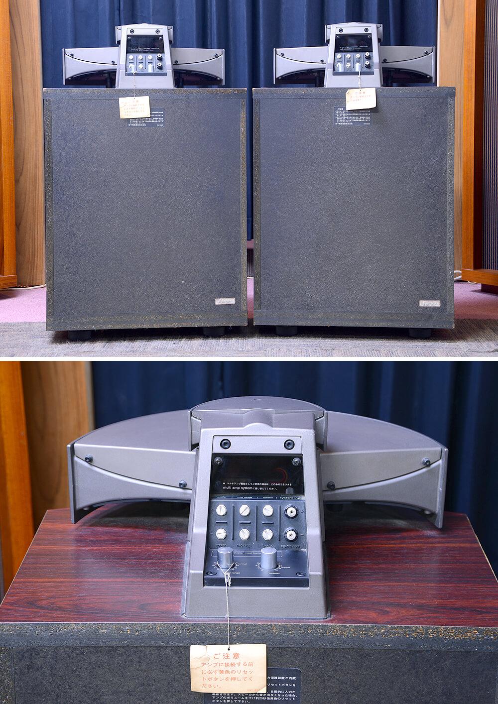 Technics SB-E100 3WAYスピーカー3枚目