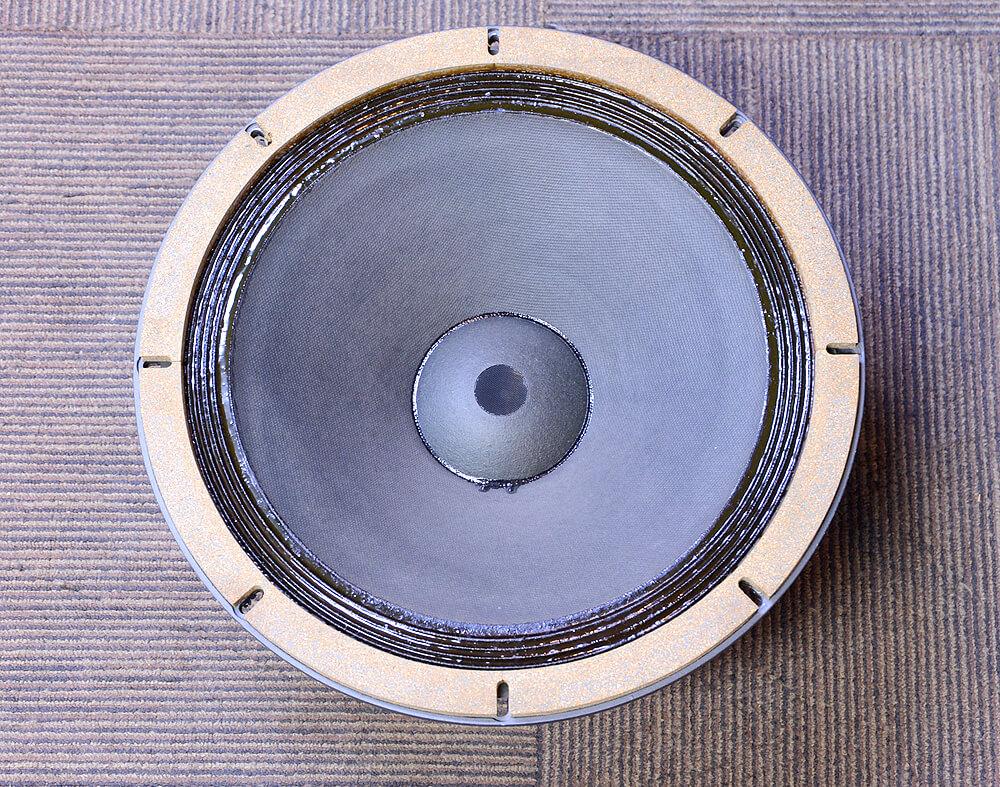 ALTEC 515B 16Ω 38cmコーン型ウーファー3枚目