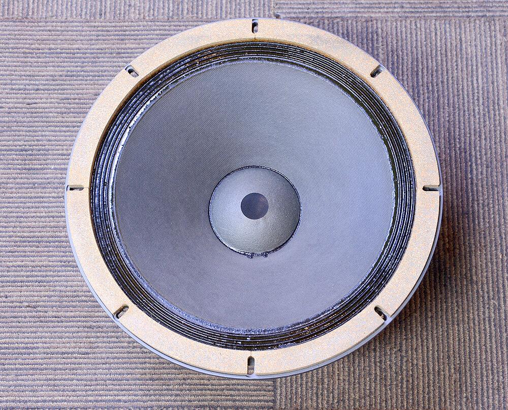 ALTEC 515B 16Ω 38cmコーン型ウーファー4枚目
