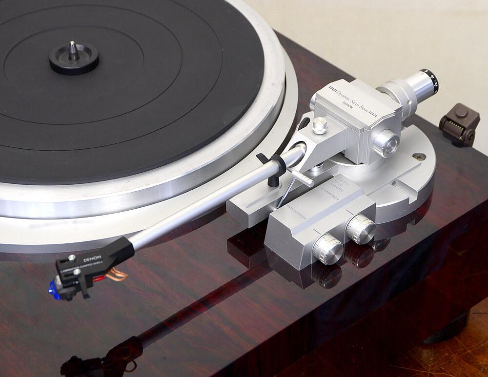 DENON DP-59M レコードプレーヤー2枚目