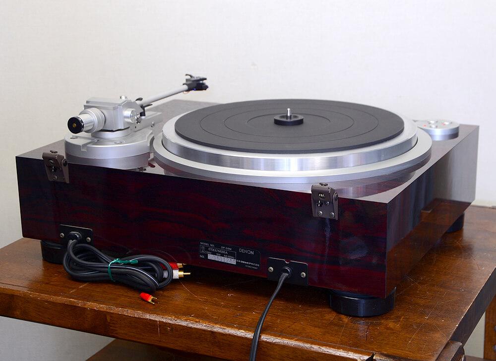 DENON DP-59M レコードプレーヤー4枚目