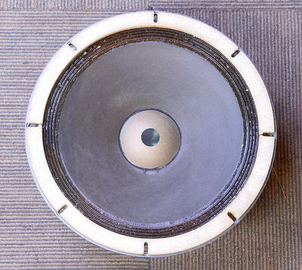 ALTEC 515C 16Ω 38cmコーン型ウーファー3枚目