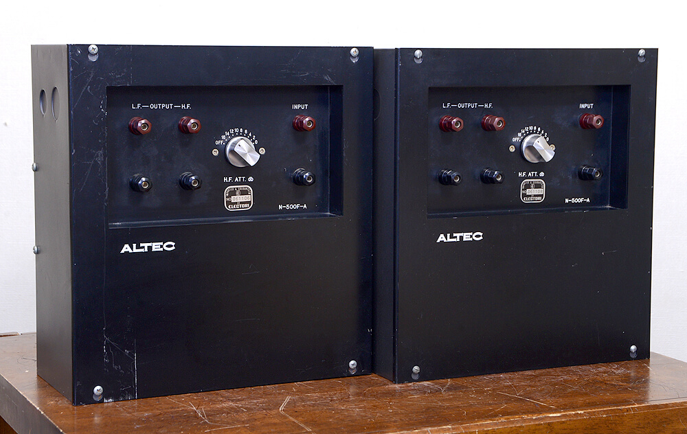 ALTEC N-500F-A ディバインディングネットワーク1枚目