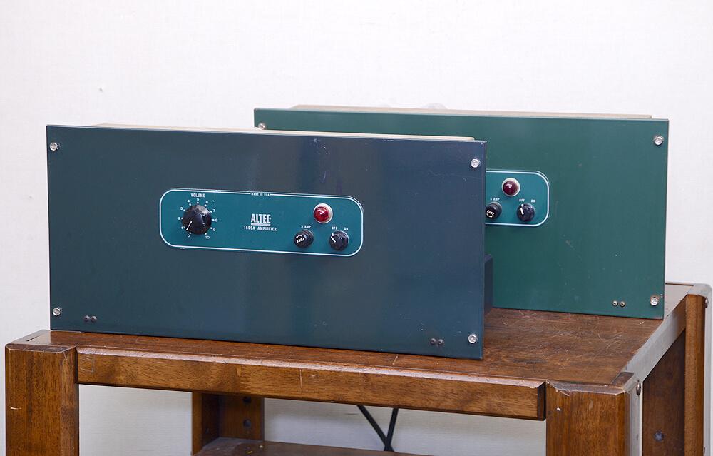 ALTEC 1569A 真空管モノラルパワーアンプ1枚目