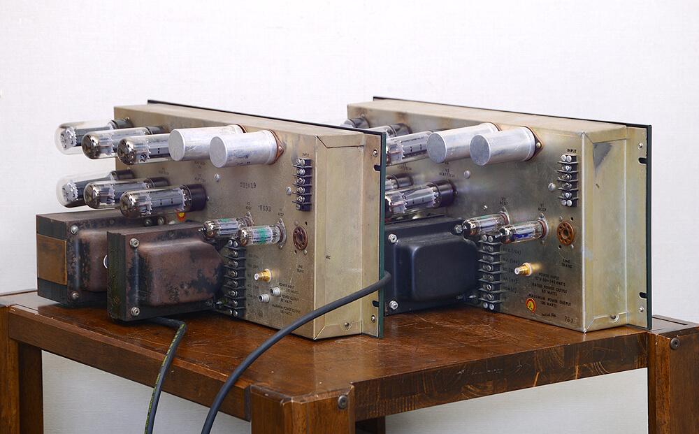 ALTEC 1569A 真空管モノラルパワーアンプ2枚目