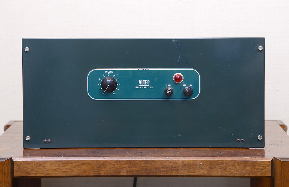 ALTEC 1569A 真空管モノラルパワーアンプ3枚目