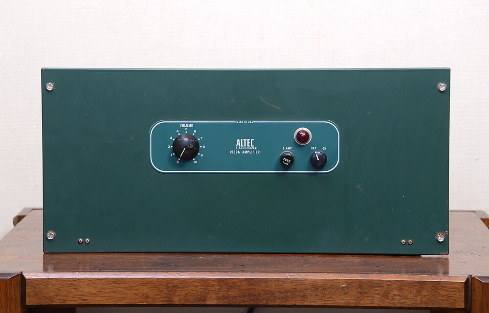ALTEC 1569A 真空管モノラルパワーアンプ5枚目