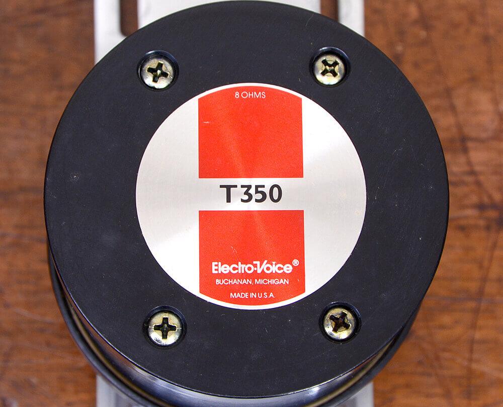 Electro-Voice T350 ホーン型ツィーター3枚目