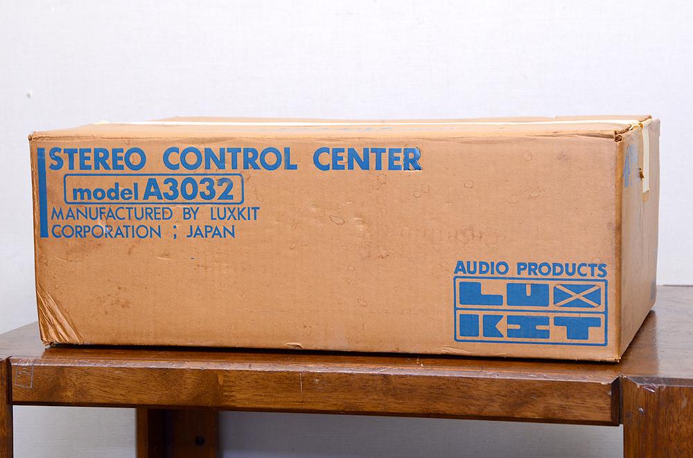 LUXKIT ラックスキット model A3032 真空管コントロールアンプ6枚目