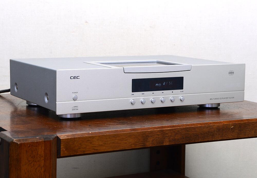 CEC TL51XR CDプレーヤー2枚目