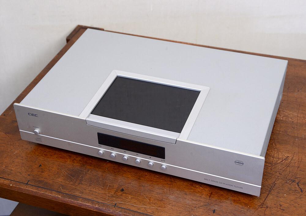 CEC TL51XR CDプレーヤー4枚目