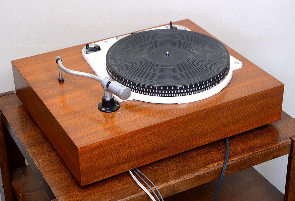 Garrard 301 / Ortofon RMG-212 レコードプレーヤー3枚目
