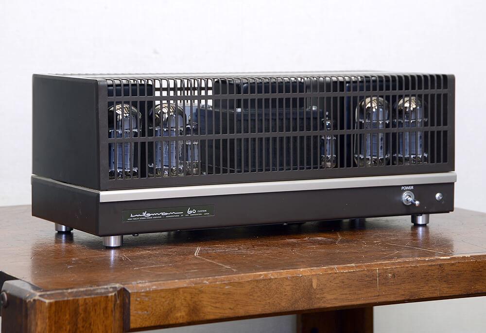 LUXMAN MQ60 Custom 真空管パワーアンプ2枚目