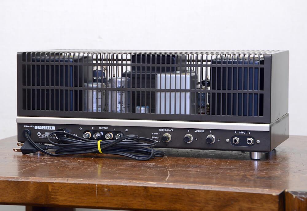 LUXMAN MQ60 Custom 真空管パワーアンプ3枚目