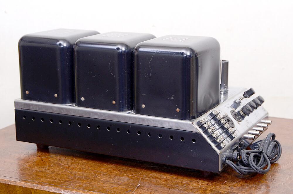 McIntosh MC240 真空管パワーアンプ3枚目
