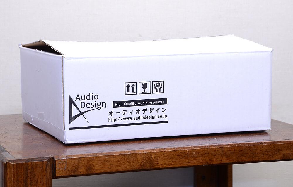 Audio Design DCP-210 バランスプリアンプ6枚目