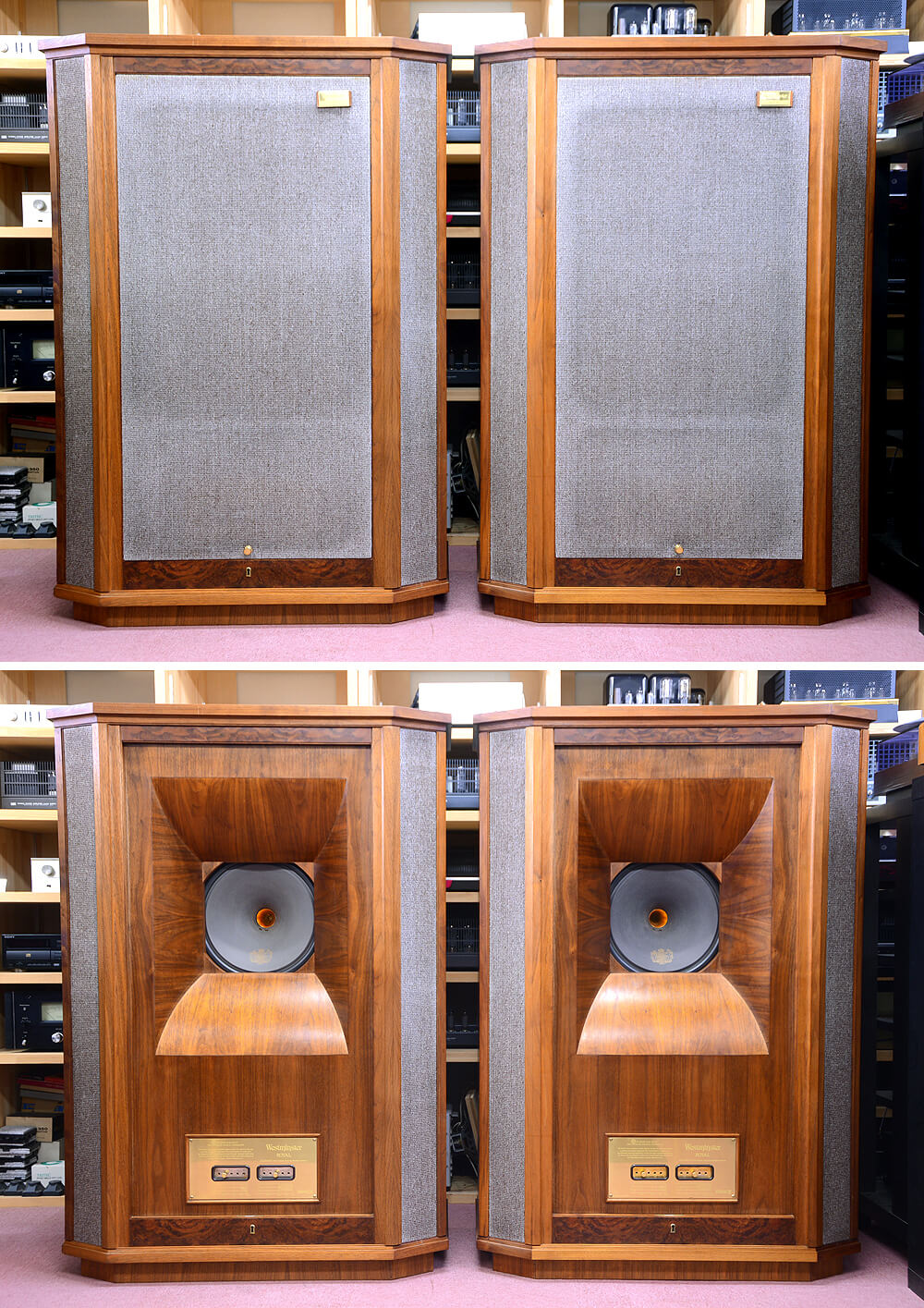 TANNOY Westminster Royal1枚目