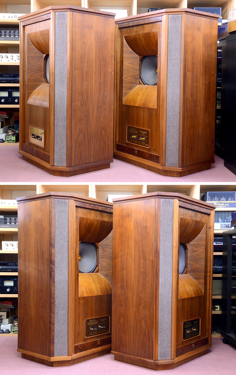TANNOY Westminster Royal5枚目