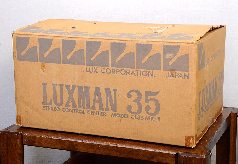 LUXMAN ラックスマン CL35 MK-Ⅲ6枚目