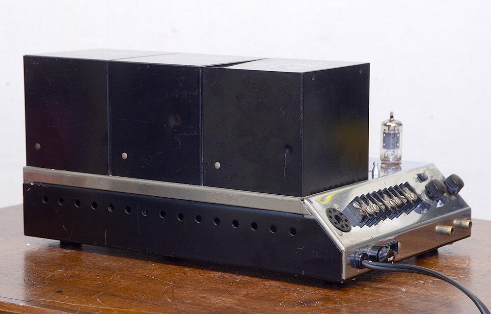McIntosh MC225 真空管パワーアンプ3枚目