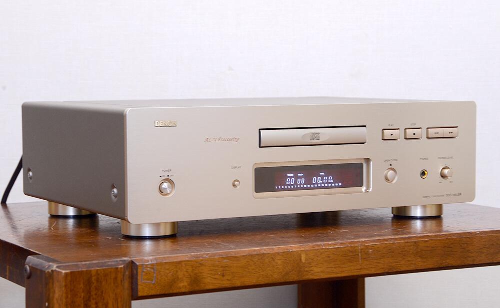 DENON DCD-1650SR CDプレーヤー2枚目