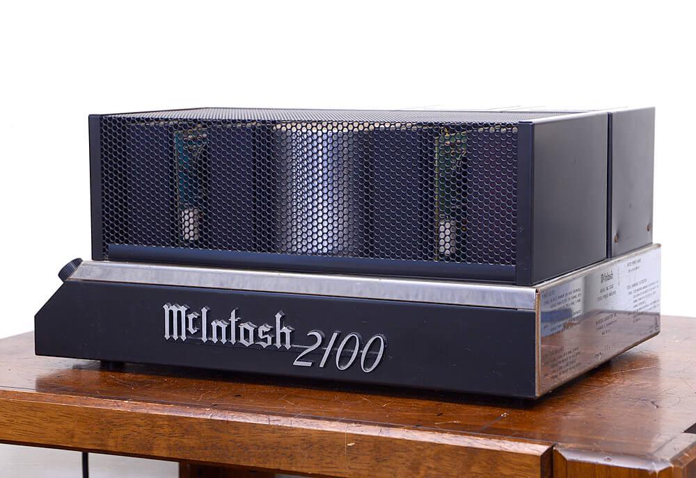 McIntosh MC2100 パワーアンプ2枚目