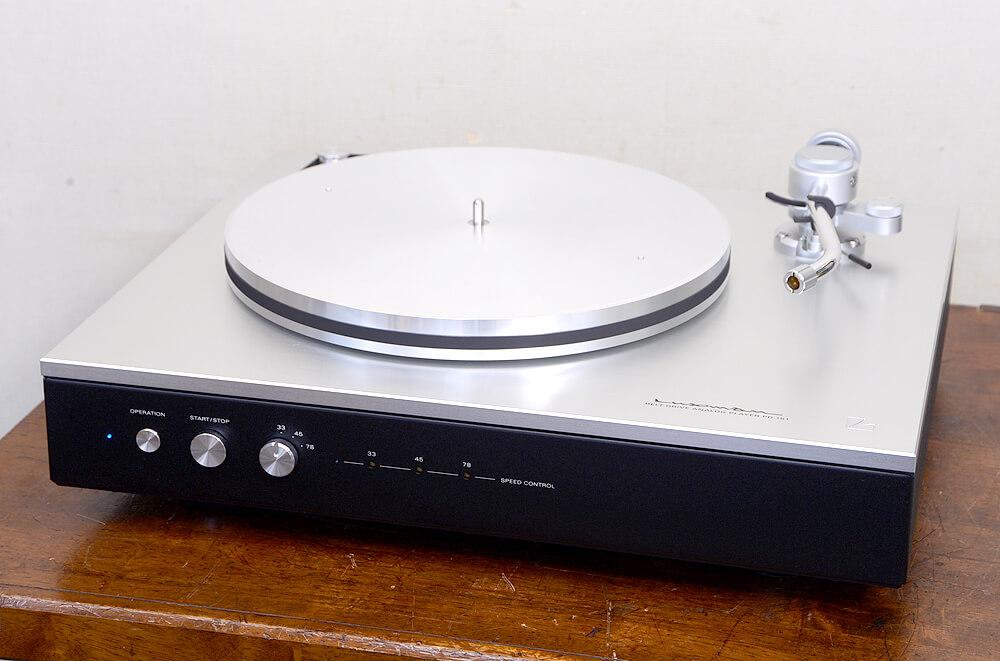 LUXMAN PD-151 アナログプレーヤー1枚目