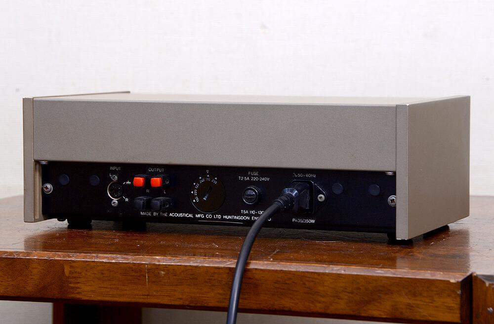 QUAD 405 ステレオ パワーアンプ 3枚目