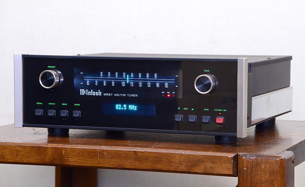 McIntosh MR87 AM/FMステレオチューナー1枚目