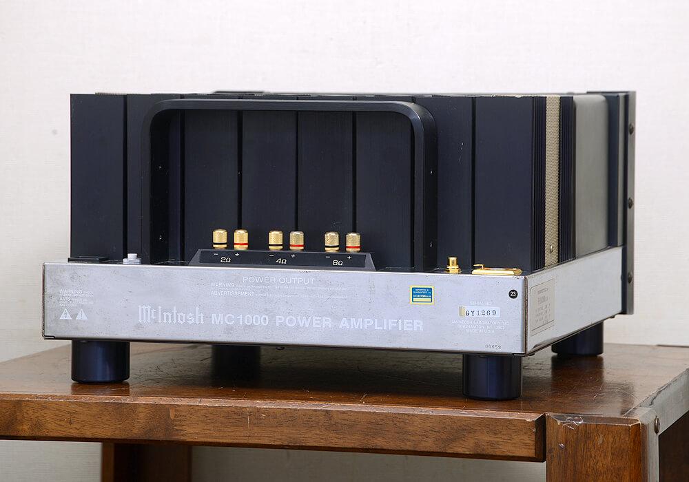 McIntosh MC-1000 モノラル パワーアンプ3枚目