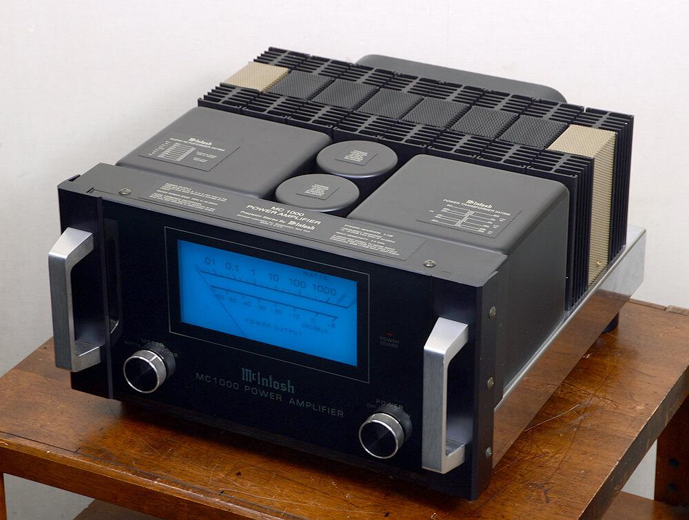 McIntosh MC-1000 モノラル パワーアンプ5枚目