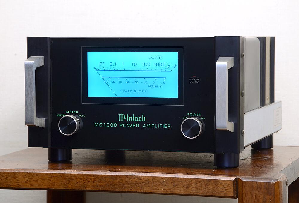 McIntosh MC-1000 モノラル パワーアンプ6枚目