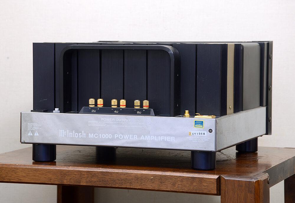 McIntosh MC-1000 モノラル パワーアンプ8枚目