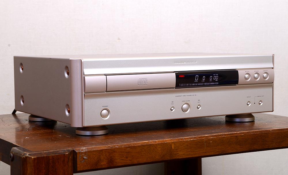 Marantz CD-16F CDプレーヤー2枚目