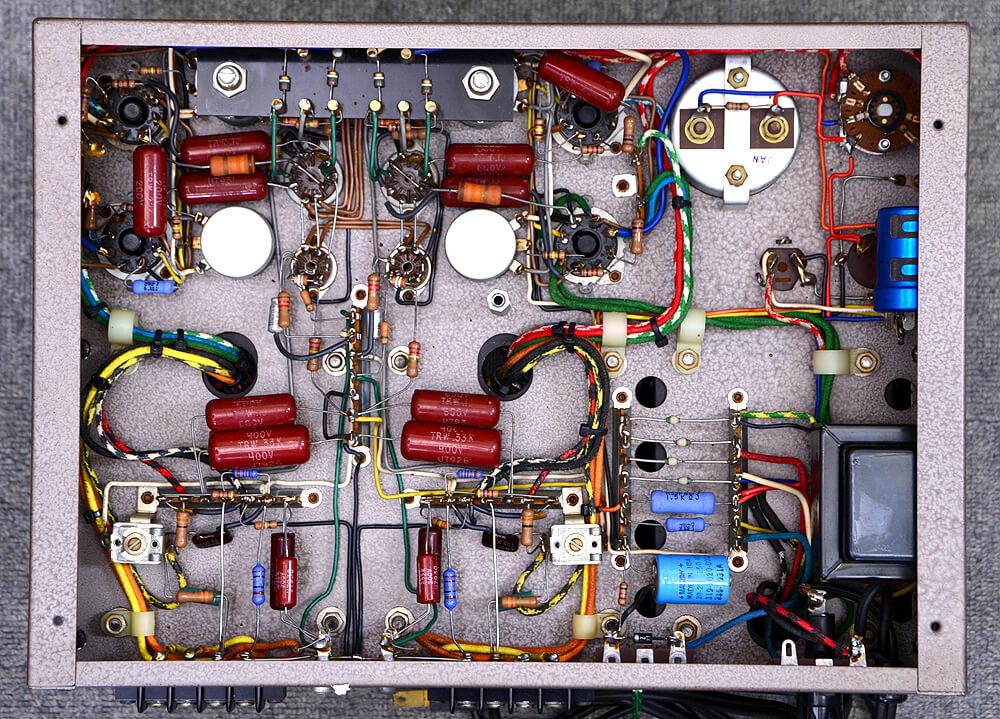 Marantz Model 8BK 真空管パワーアンプ6枚目