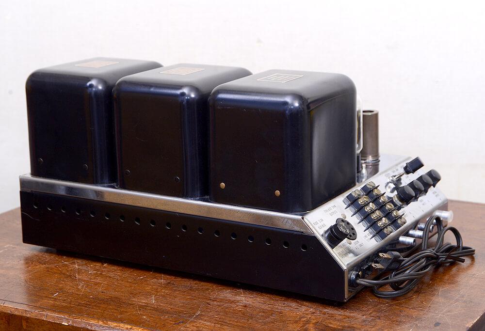 McIntosh MC240 真空管パワーアンプ4枚目