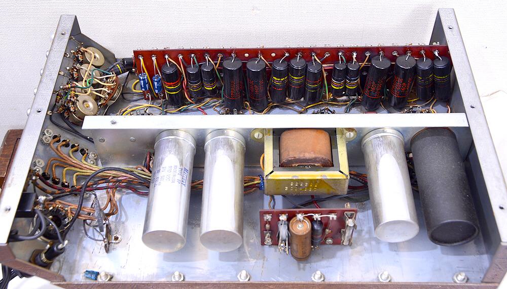 McIntosh MC240 真空管パワーアンプ7枚目