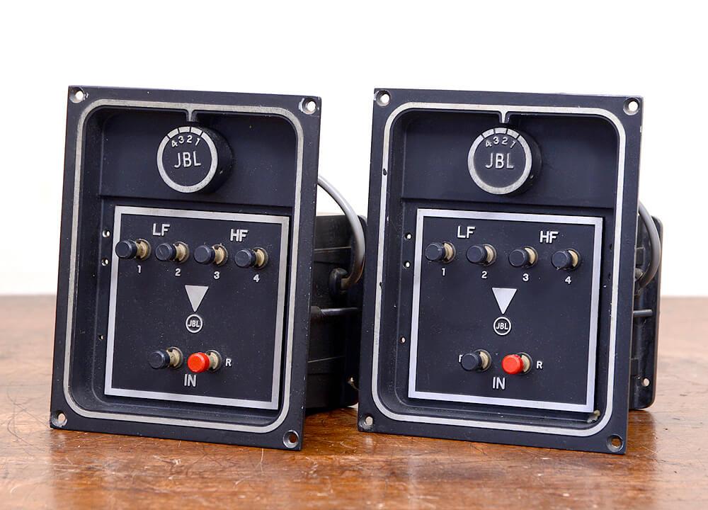 JBL N7000 8Ω スピーカーネットワーク2枚目