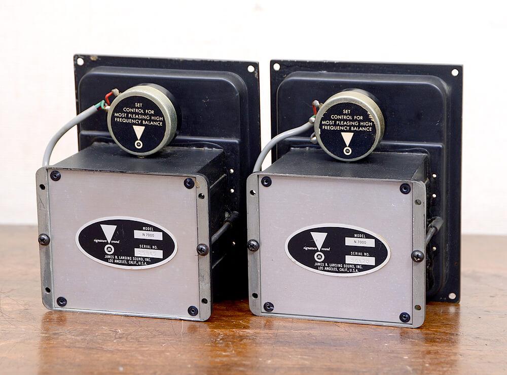JBL N7000 8Ω スピーカーネットワーク4枚目