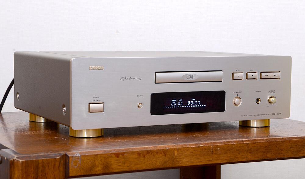 DENON DCD-1650AR CDプレーヤー2枚目