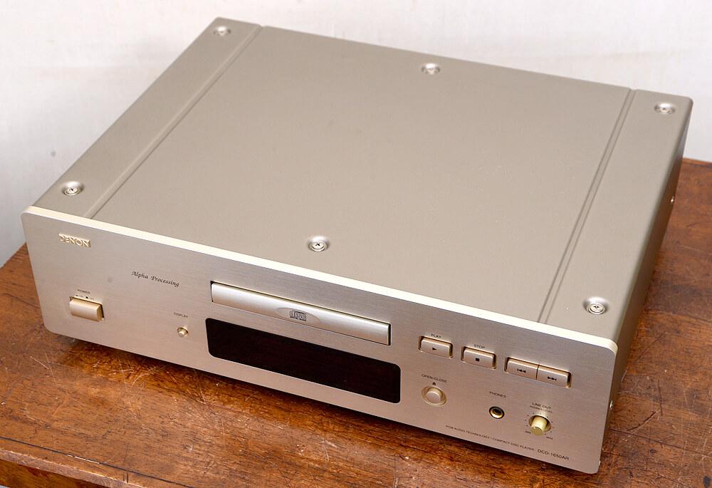 DENON DCD-1650AR CDプレーヤー4枚目