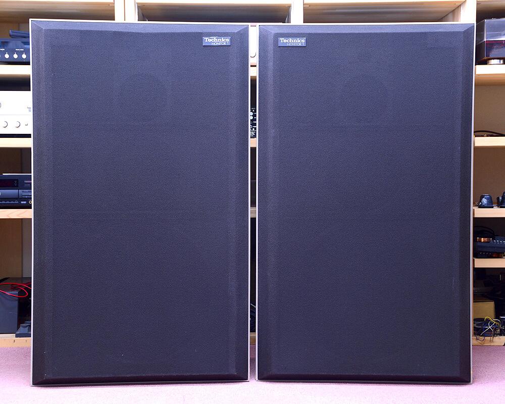 Technics SB-M1 Monitor-1 スピーカー1枚目