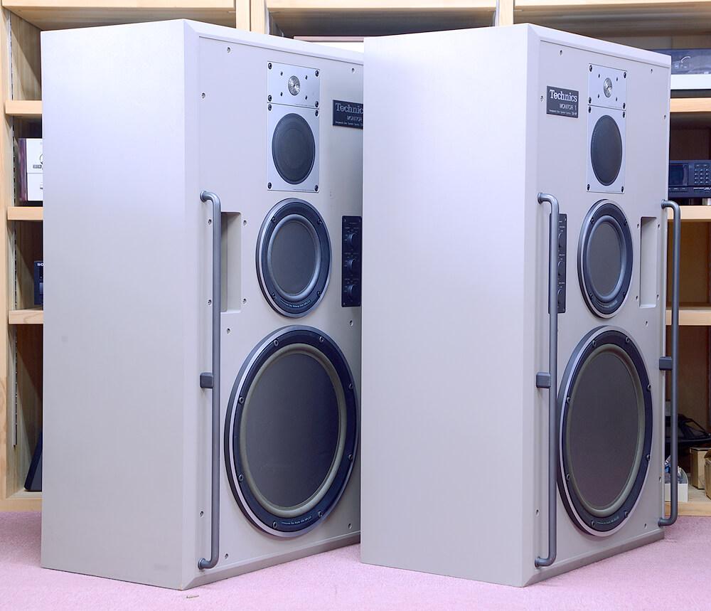 Technics SB-M1 Monitor-1 スピーカー4枚目